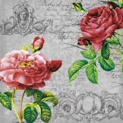 papier serviette 33 x 33 cm