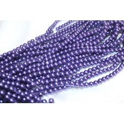 Perle violet ref prl003