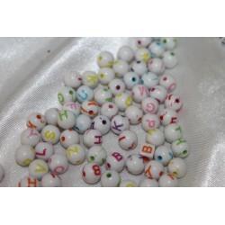 Perles alphabet ref pph007