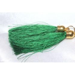 pompon en fil de soie grand taille ref pfs008