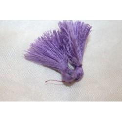 pompon en fil de soie petit taille ref pfs011