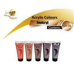 acrylique tube fevicryl 120 ml